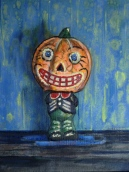 Mr. Pumpkin Head